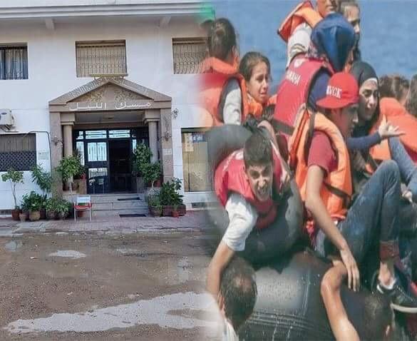 السلطات بطنجة تداهم شقة تأوي مرشحين للهجرة السرية 1