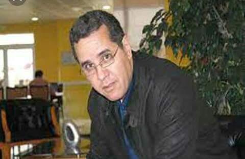الروائي والناقد محمد أمنصور