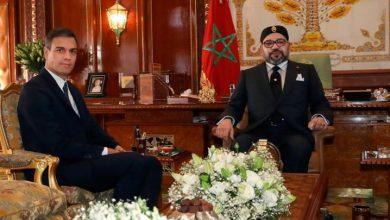 رئيس حكومة اسبانيا بيدرو سانشيز في زيارة عمل للمغرب 3