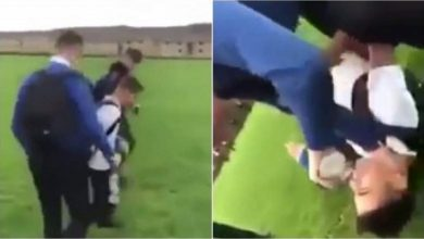 حملة تضامن واسعة في بريطانيا بعد الاعتداء العنصري على تلميذ سوري 6