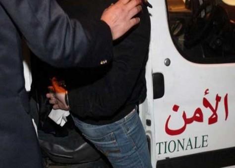ضابط شرطة ينجو من موت محقق في تدخل أمني بطنجة 1