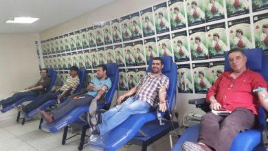 قدماء لاعبي اتحاد طنجة يطلقون حملة للتبرع بالدم لفائدة المرضى 4