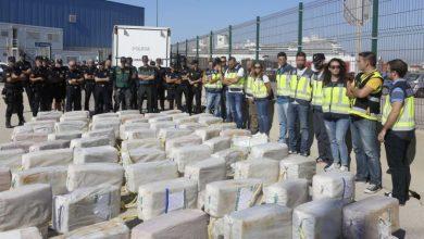الحرس المدني الإسباني يضبط طنين من الحشيش على متن قارب يعود لمغاربة 6