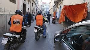 سارق المنازل والمحلات بحي بنكيران في قبضة الأمن 3