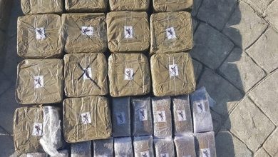 الامن يحبط عملية إدخال كمية مهمة من مخدر الشيرا الى مدينة سبتة المحتلة 5
