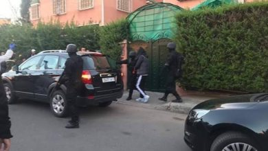 البسيج تنتقل إلى منزل أحد مرتكبي جريمة شمهاروش 5
