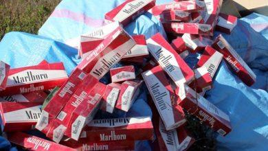 أمن تطوان يحجز كمية كبيرة من السجائر المهربة 5