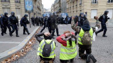 السلطات الفرنسية تدعو السترات الصفراء لعدم الإحتجاج يوم السبت 6