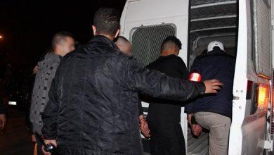 الأمن يلقي القبض على 6 اشخاص يشتبه بنشاطهم في زراعة وإنتاج المخدرات بوزان 6