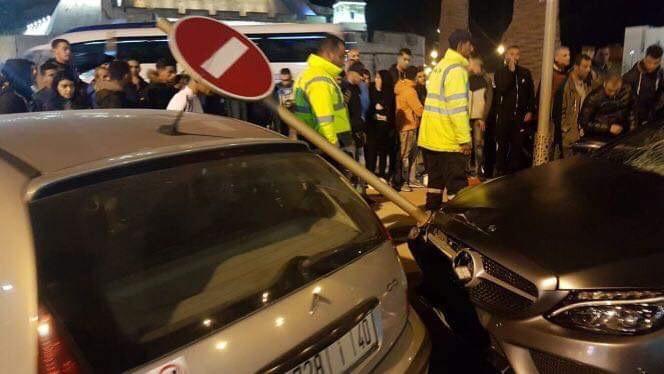 انخفاض ملحوظ في مؤشرات حوادث السير بالمغرب سنة 2020 1