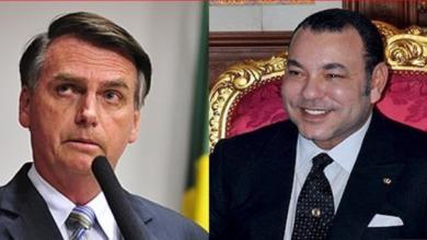العثماني يمثل جلالة الملك في مراسم تنصيب الرئيس البرازيلي المنتخب خاير بولسونارو 2