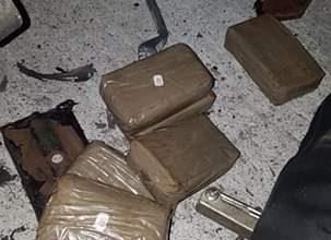 امن ميناء طنجة يوقف شاحنة محملة ب17 كيلوغرام من مخدر الشيرا 3