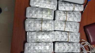 أمن الفنيدق يوقف شخص بحوزته 3480 قرص مخدر من نوع ريفوتريل 6