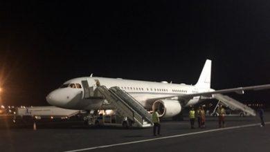 اتحاد طنجة يشد الرحال للجزائر عبر طائرة خاصة 3