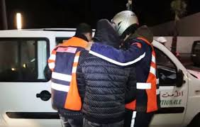 القبض على سارق السيارات بطنجة 2