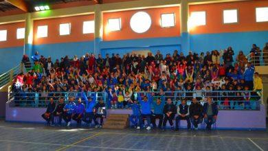 نجاح باهر للملتقى السنوي الثاني لمدارس إتحاد طنجة لكرة السلة 7