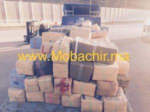 حصري..المخدرات التي تم حجزها بميناء طنجة المتوسط تحمل علم دولة إسرائيل (صور) 5