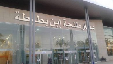 مطار ابن بطوطة بطنجة يسجل ارتفاع في حركة النقل الجوي 3