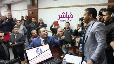 المعارضة تلجأ إلى الهيني في مواجهة خيي أمام القضاء 3