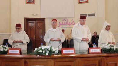 تنصيب أحمد الوجدي رئيسا للمجلس العلمي لإقليم فحص أنجرة 6