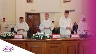 أحمد التوفيق يحضر مراسيم تنصيب رئيس المجلس العلمي للفحص انجرة 3