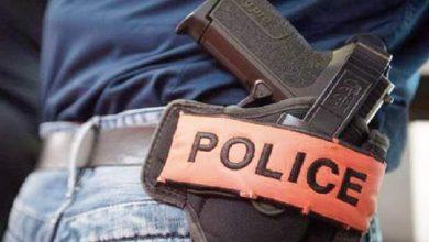 عميد شرطة يضطر لاستعمال سلاحه الوظيفي لتوقيف شخص 4