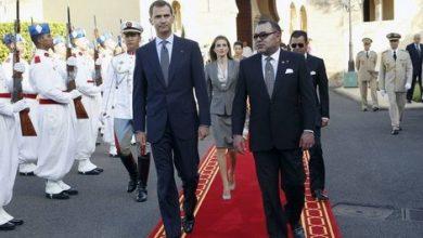 الملك محمد السادس والعاهل الإسباني يترأسان حفل التوقيع على عدة اتفاقيات للتعاون الثنائي 5