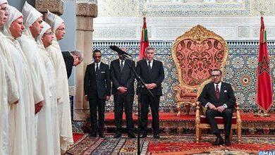 الملك محمد السادس يستقبل والي جهة طنجة الجديد - بالفيديو 6