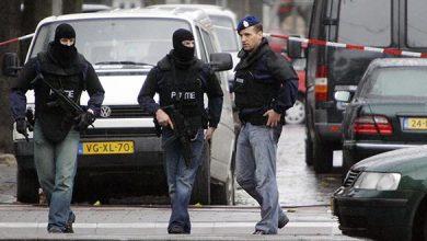الشرطة الهولندية تعتقل جمركي مغربي 5