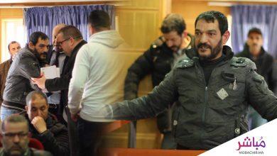 مواطن يصرخ بحرقة داخل مجلس جماعة طنجة : عْطيوني حقّي.. (فيديو) 5