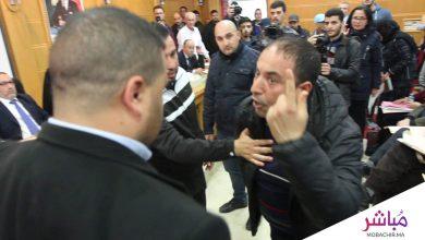 مواطن يعرقل اشغال دورة جماعة طنجة والعمدة يتوعده بالقانون.. 5