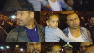 العثور على طفلة الفقيه بن صالح ومْخزني ضمن العصابة المختطِفة 3