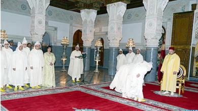 جلالة الملك محمد السادس يستقبل الولاة والعمال الجدد بالإدارتين الترابية والمركزية 6