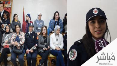 ولاية أمن طنجة تكرم المرأة الشرطية بمناسبة 8 مارس 3