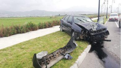 الرياح تتسبب في حادثة سير خطيرة بمارتيل (صور) 4