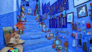 موقع أمريكي يصنف شفشاون ضمن أشهر مدن العالم النابضة بالألوان 5
