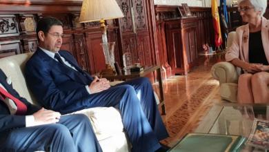 عبد النباوي يوقع اتفقاية تعاون قضائي مع الإسبان 5