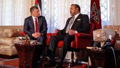 العاهل الأردني يزور المغرب بدعوة من الملك محمد السادس 2