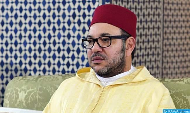 الملك يبعث برقية تعازي في وفاة الرئيس التونسي 1