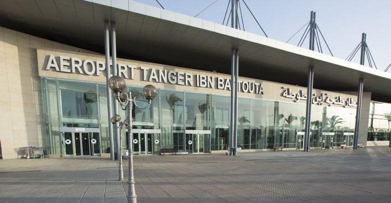تراجع حركة المسافرين بمطار طنجة بحوالي 63.85 في المائة 1