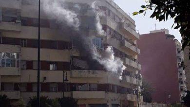 الوقاية المدنية تسيطر على حريق شبّ بشقة سكنية بساحة موزار بطنجة 4
