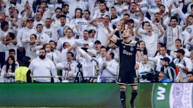 ريمونتادا تاريخية لأياكس أمستردام تجهز على أحلام ريال مدريد 4
