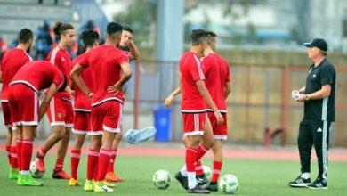 رغم الإنتصار المنتخب الأولمبي المغربي يغادر كأس إفريقيا 4