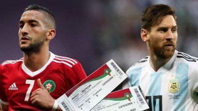 إقبال غير مسبوق على تذاكر مباراة المغرب والأرجنتين 5