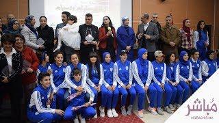 الجمعية المغربية للصحافة الرياضية تكرم المرأة الرياضية بمناسبة 8 مارس 5