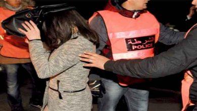 مداهمة شقة للدعارة واعتقال 5 أشخاص بمدينة طنجة 4