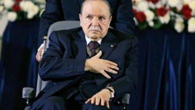 رسميا  الرئيس الجزائري بوتفليقة يعلن استقالته (صورة) 2
