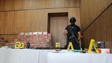 """حجز7 أطنان من مخدر """"الشيرا""""..مكتب الخيام يطيح بشبكة لتهريب المخدرات 2"""