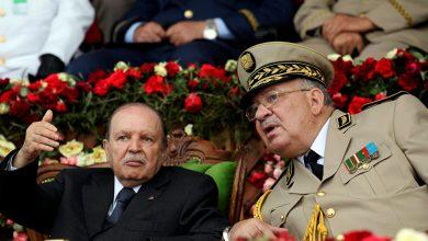 بوتفليقة يقيل قايد صالح ويحيله على التحقيق العسكري 4