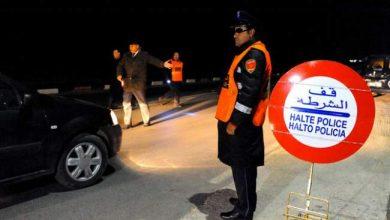 اعتقال شخص اعتدى على شرطي مرور بالعرائش 5